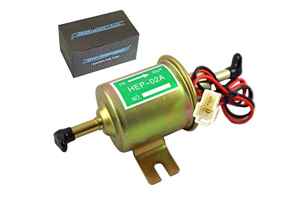 Awesome Best Electric Fuel Pumps For Carburetor Amazon Com Wiring Cloud Uslyletkolfr09Org