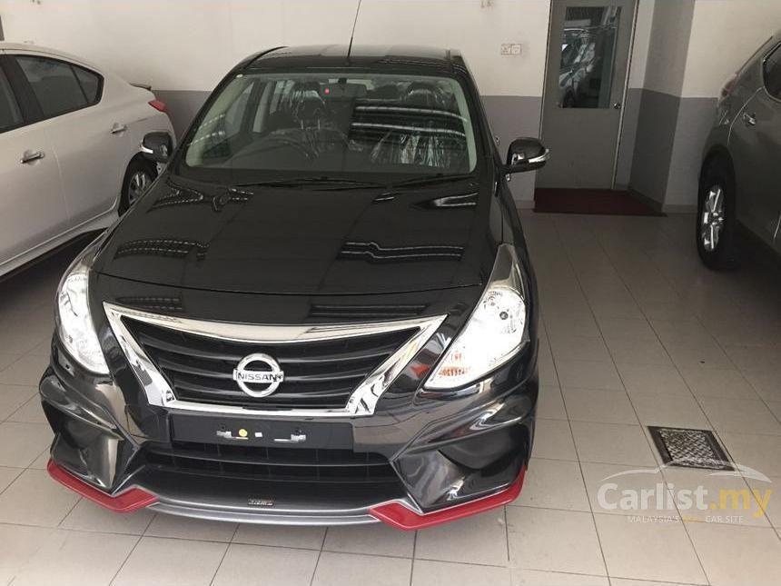 AV_4314] Nissan Almera Nismo Black
