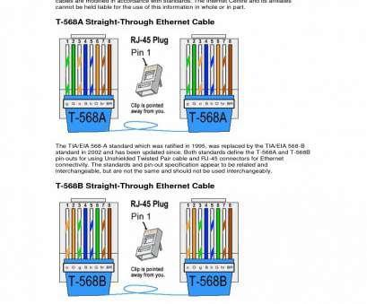 Wc 8978 Ethernet Cat 6 Wiring Color Codes Schematic Wiring