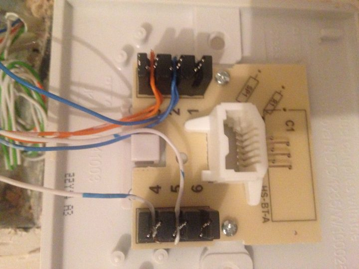 Peachy Phone Socket Wiring Page 1 Homes Gardens And Diy Pistonheads Wiring Cloud Hemtegremohammedshrineorg