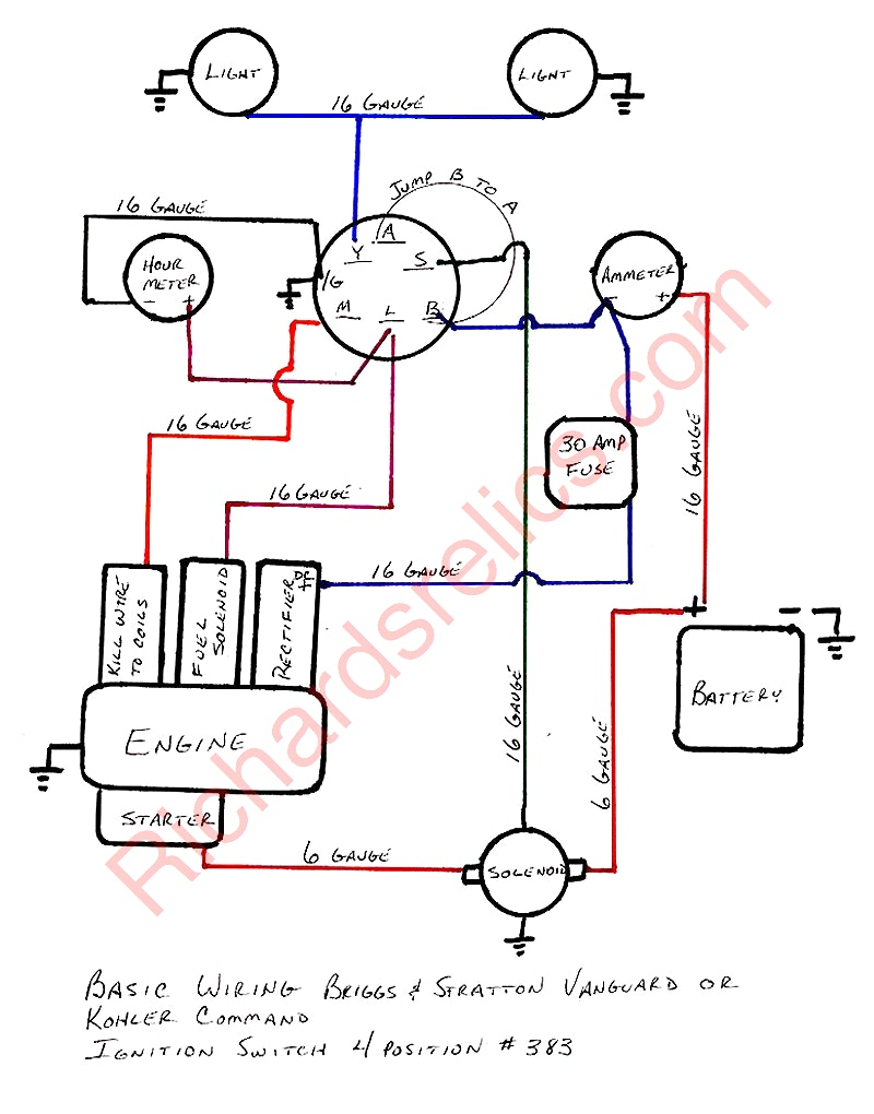 Kohler Command Pro 14 Wiring Diagram - Chevy Headlight Switch Wiring -  delco-electronics.yenpancane.jeanjaures37.frWiring Diagram Resource