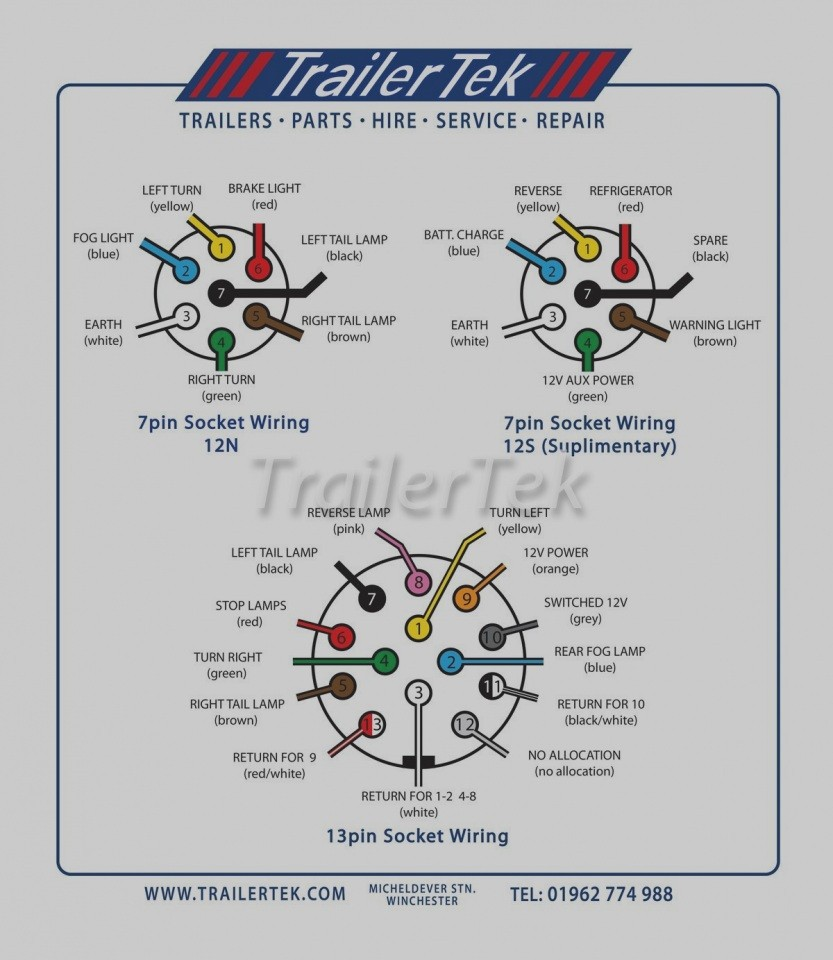 40 Pin Trailer Plug Wiring Diagram For South Africa   19408 Chevy ...
