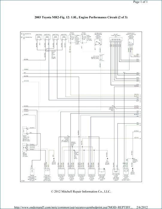 Sm 0710  Toyota 3sgte Wiring Diagram Wiring Diagram