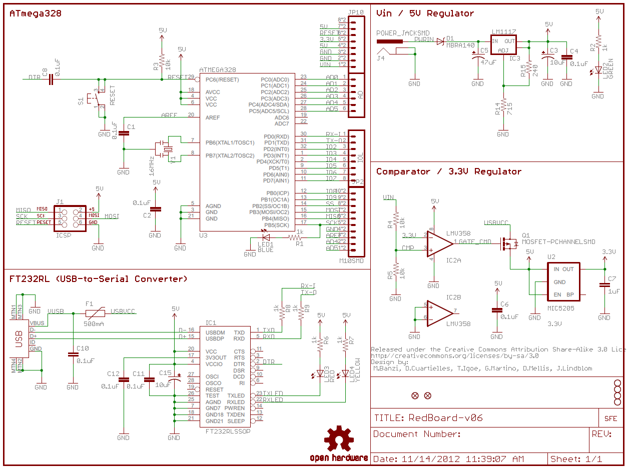 Brilliant How To Read A Schematic Learn Sparkfun Com Wiring Cloud Licukshollocom