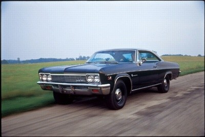 Stupendous 1965 66 Chevrolet Impala Hemmings Daily Wiring Cloud Gufailluminateatxorg