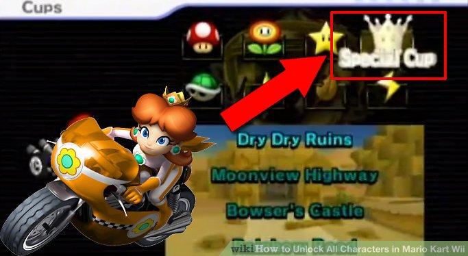 Zw 0633 Princess Daisy Mario Kart Wii Daisy Circuit Mario Kart