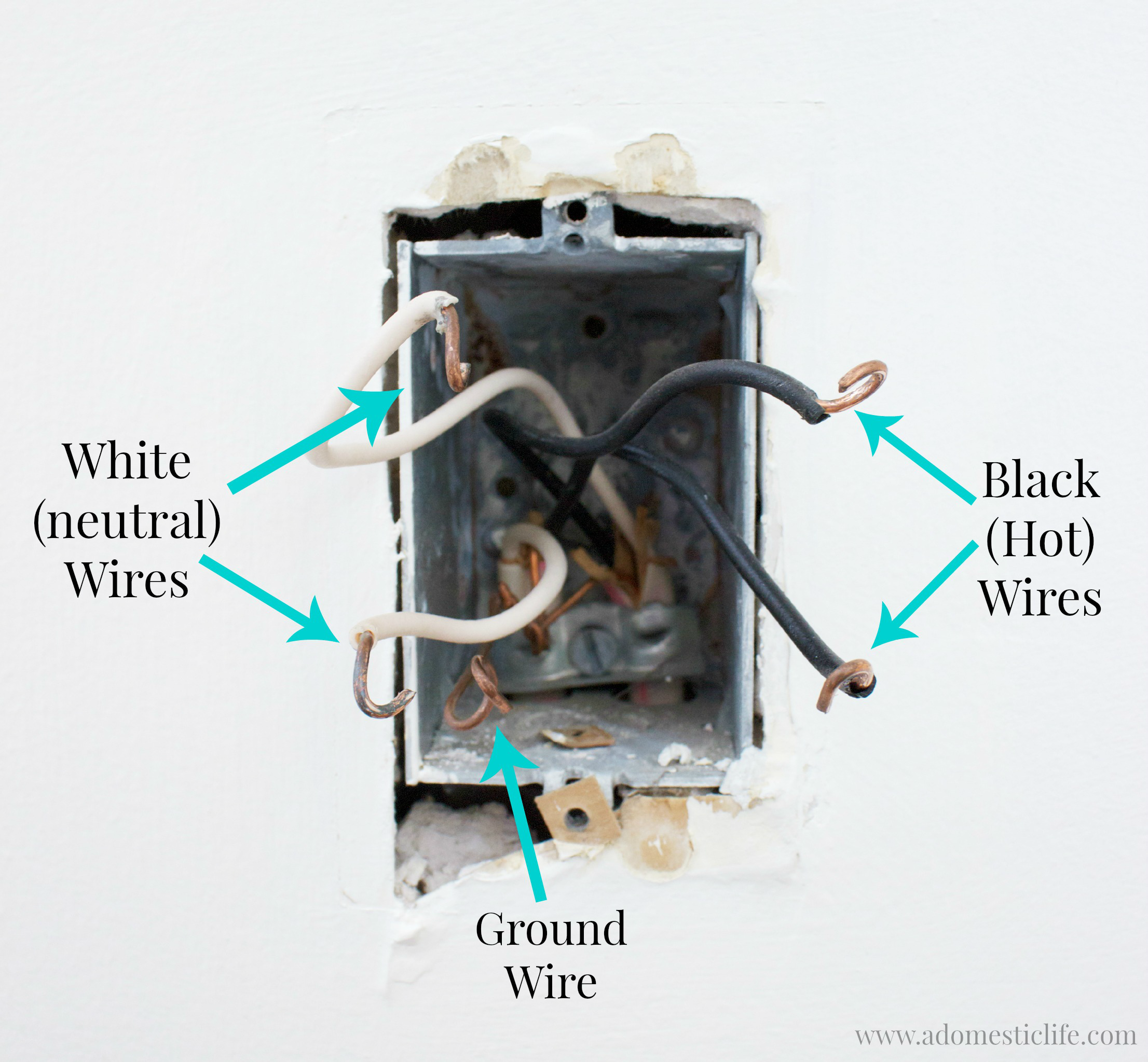 Incredible Replacing Outdated Electrical Outlets Wiring Cloud Monangrecoveryedborg