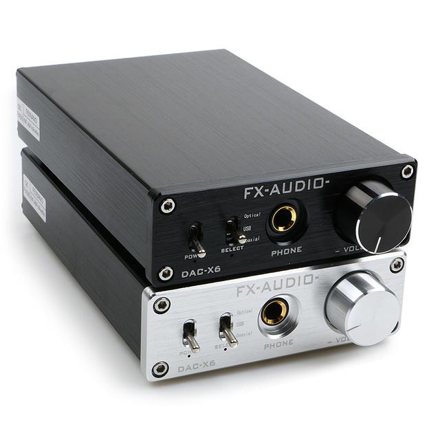 Magnificent New Fx Audio Dac X6 Mini Hifi 2 0 Digital Audio Decoder Dac Input Wiring Cloud Intelaidewilluminateatxorg
