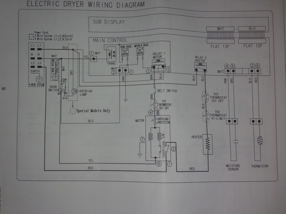Eb 4249  Oven Wiring Diagram On Thermostat For Kenmore