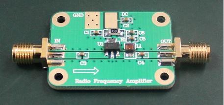 Peachy 1Pcs 1Mhz 5Ghz 20Db Lna Rf Broadband Power Amplifier 20Dbm Output Fm Wiring Cloud Ostrrenstrafr09Org