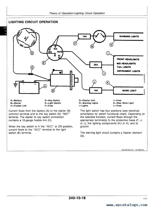 john deere g wiring diagram td 0925  john deere 855 tractor on 855 john deere tractor wiring  855 john deere tractor wiring