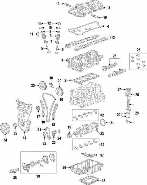 2014 silverado engine diagram ze 5696  gm 22 timing chain diagram  ze 5696  gm 22 timing chain diagram