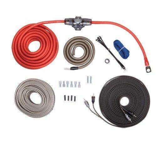 Terrific Top 5 Car Amplifier Wiring Kits Wiring Cloud Animomajobocepmohammedshrineorg