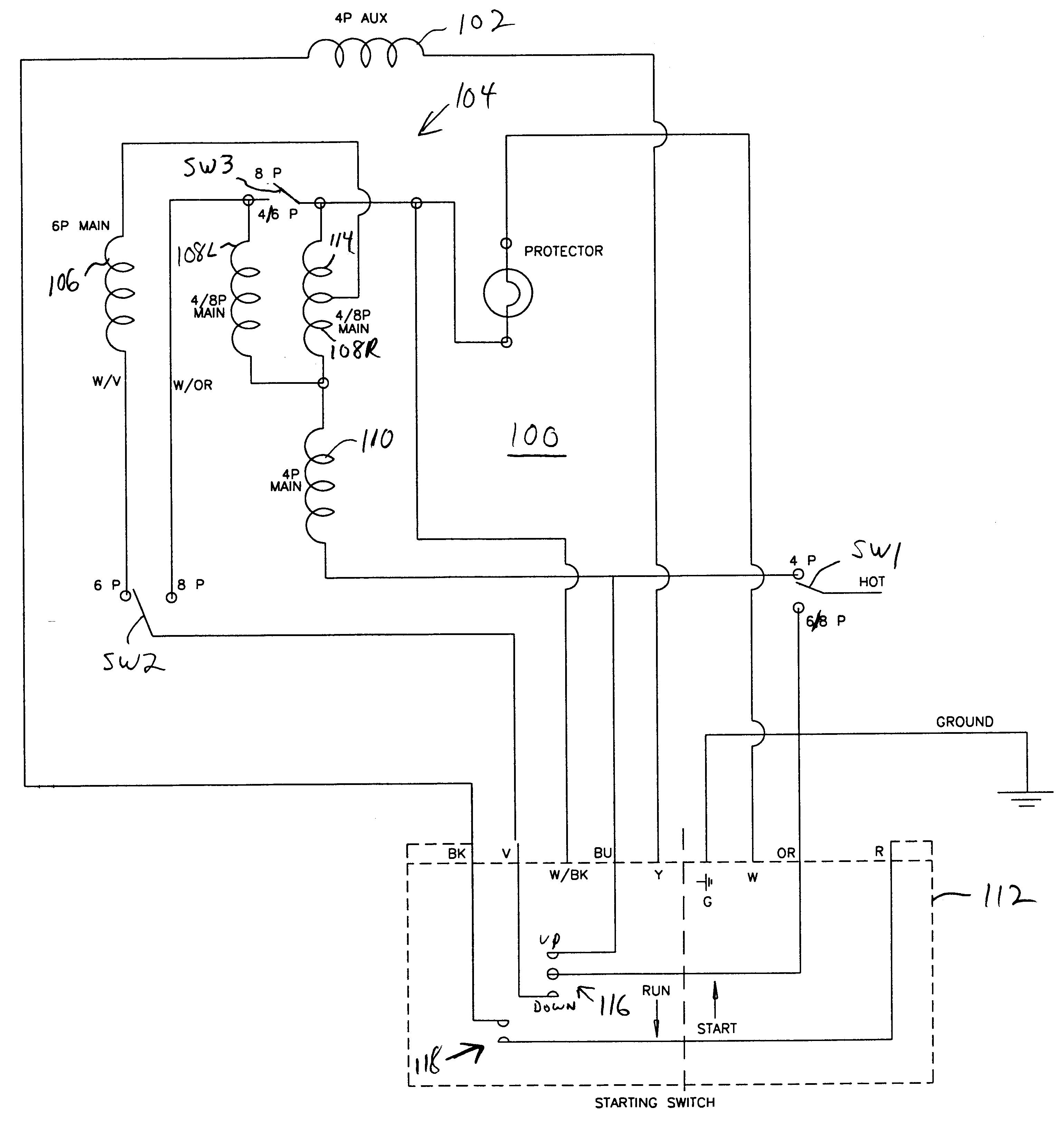 ET_1485] Century Dl1036 Furnace Blower Wiring Diagram Schematic WiringWww Mohammedshrine Librar Wiring 101