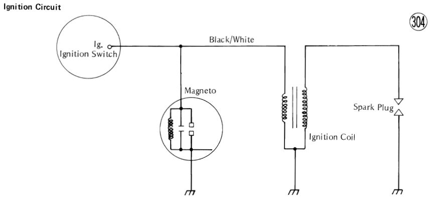 kawasaki ignition coil wiring diagram  wiring diagram diode