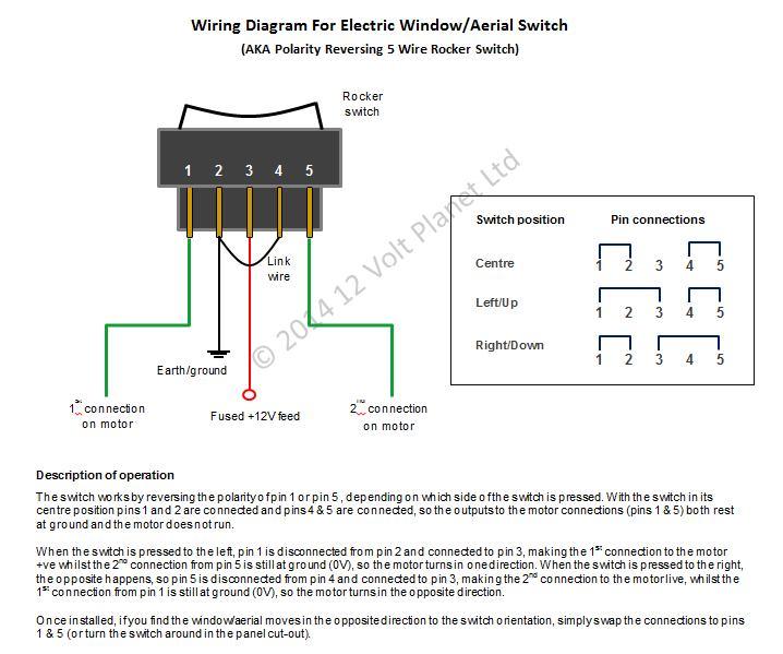 Gr 5643 Rocker Switch Wiring Diagram On Carling Switch Wiring Diagram 5 Pin Free Diagram