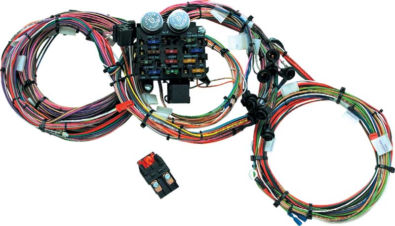 Awe Inspiring Painless Wiring Harness Holden Basic Electronics Wiring Diagram Wiring Cloud Licukaidewilluminateatxorg