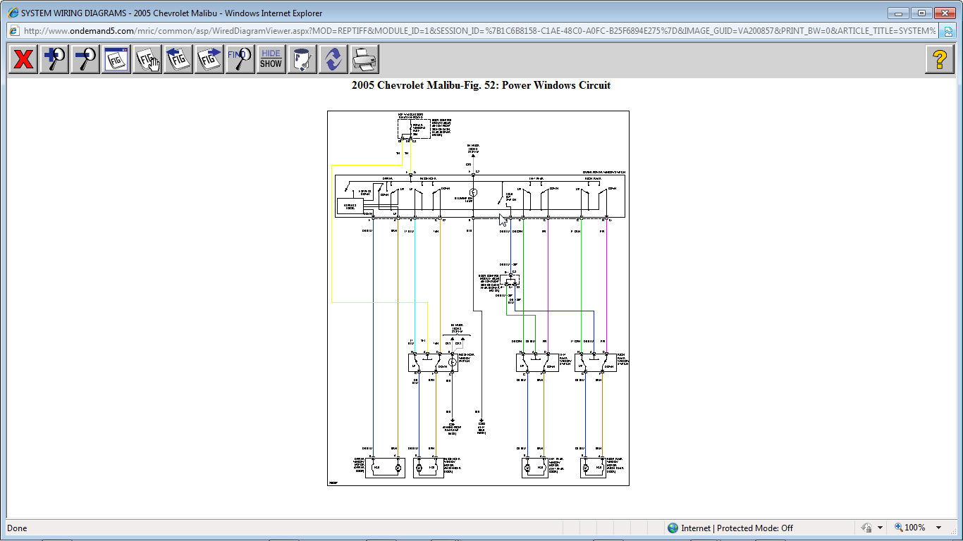 chevy malibu wiring schematics tl 9675  2005 chevrolet malibu wiring diagram  chevrolet malibu wiring diagram