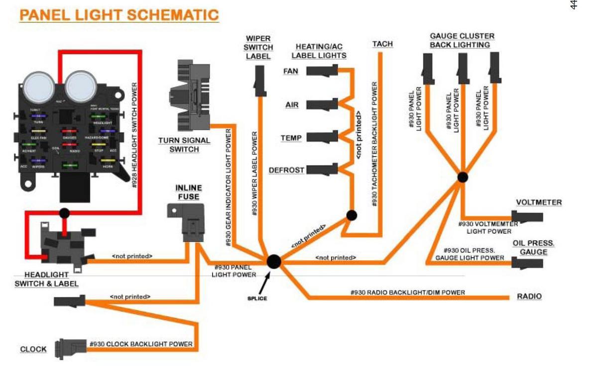 XW 40] Jeep Cj40 Dash Wiring Free Diagram
