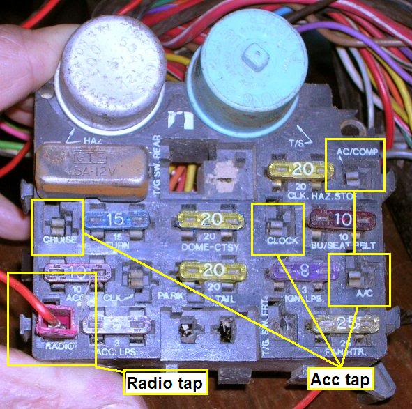 Jeep Cj7 Fuse Block Wiring Diagram - Wiring Diagram Recent give-grand -  give-grand.cosavedereanapoli.it | Cj7 Replacement Fuse Box |  | give-grand.cosavedereanapoli.it
