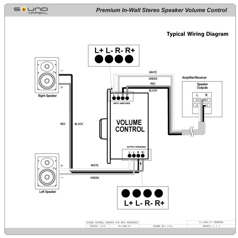 Ceiling Speaker Volume Control Wiring Diagram - Ford Wiring Diagram Trailer for  Wiring Diagram SchematicsWiring Diagram Schematics