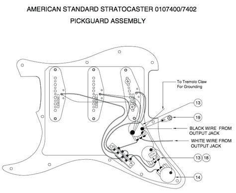 Rt 9526 Fender Showmaster Wiring Diagram Wiring Diagram