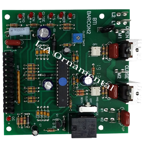 Miraculous Power Master Barcon2 Replacement Circuit Board For P1500 Or P5000 Wiring Cloud Gufailluminateatxorg