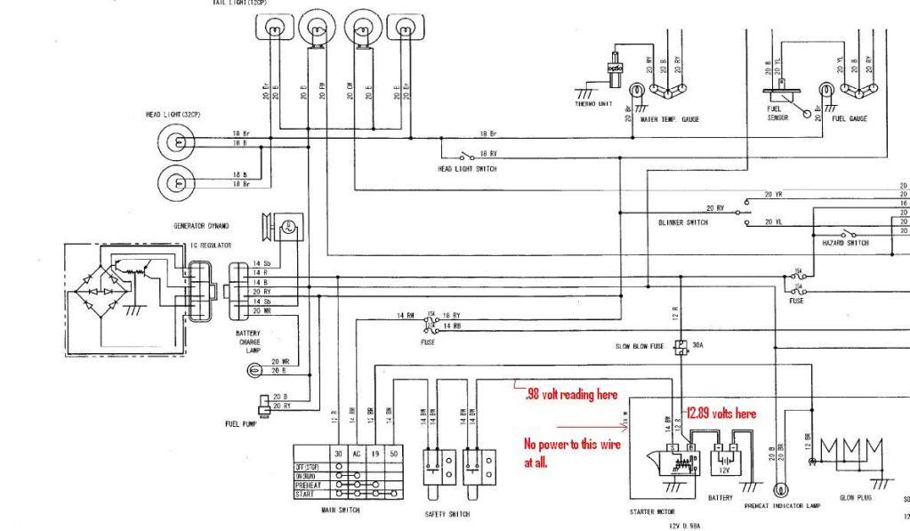 Diagram Diagram Basic Tractor Wiring Diagram Full Version Hd