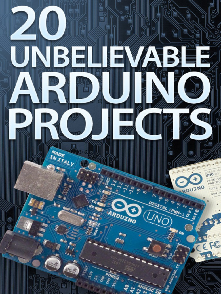 Excellent 20 Unbelievable Arduino Projects Pdf Electrical Connector Wiring Cloud Domeilariaidewilluminateatxorg