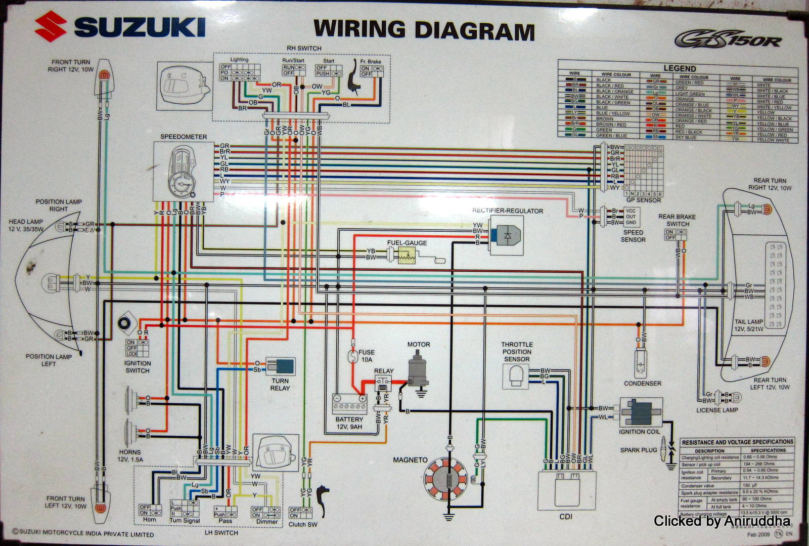 SL_1641] Can I Get A Wiring Diagram For A Suzuki Motorcycle Free DiagramEatte Hisre Hendil Mohammedshrine Librar Wiring 101