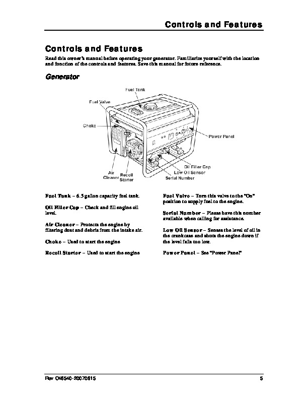 Pleasant Champion 3500 4000 Generator Owners Manual Wiring Cloud Hemtshollocom
