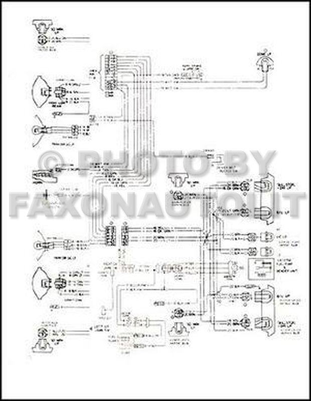 Amazing 1973 Chevy El Camino Wiring Diagram Auto Electrical Wiring Diagram Wiring Cloud Licukshollocom
