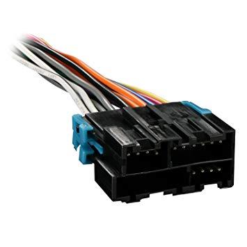 SA_9132] Radio Wiring Harness Adapter On General Motors Stereo Wiring  Diagram Wiring DiagramShopa Hopad Alypt Xtern Seme Inifo Benol Mecad Cular Isra Mohammedshrine  Librar Wiring 101