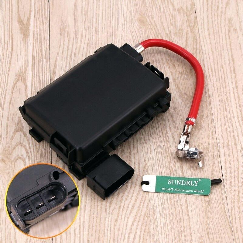 98-08 skoda octavia  MK1  fuse box on top of battery