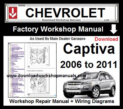 23+ 2009 Chevrolet Captiva Wiring Diagram Images
