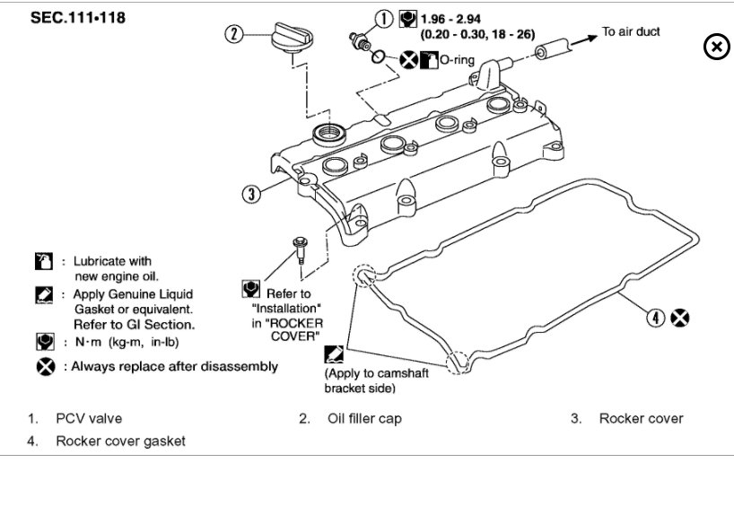 valve cover engine diagram - wiring diagrams  blue.leboisenchante.fr
