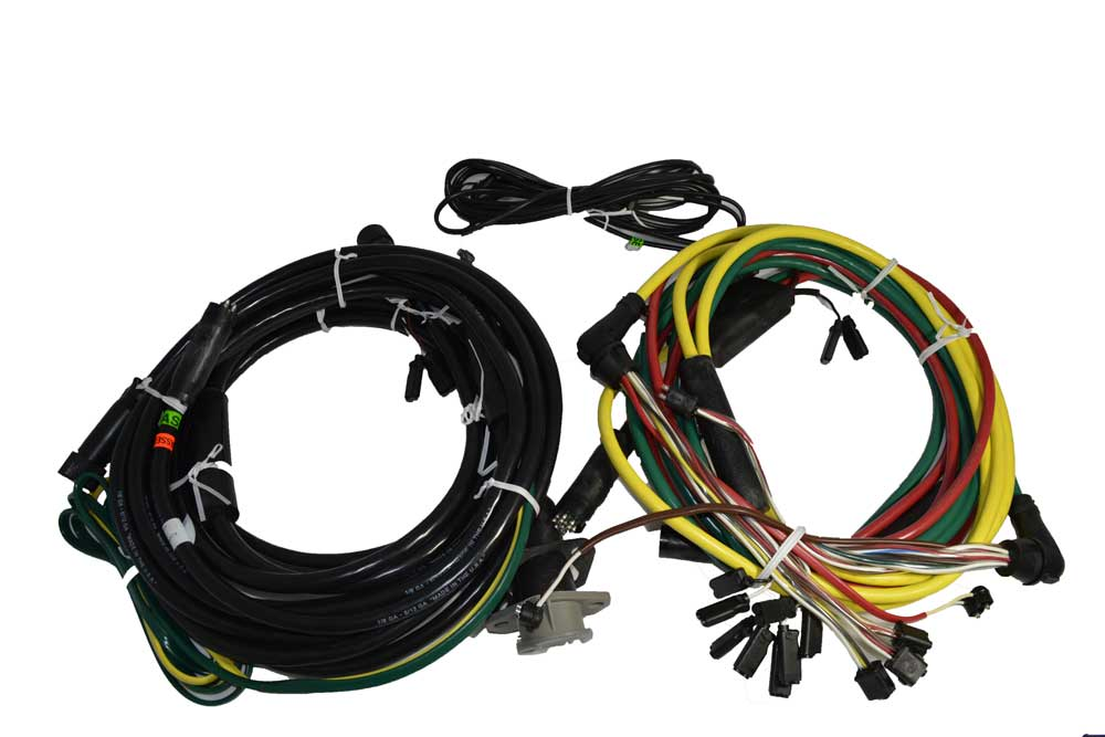 HB_8754] 53 Ft Trailer Wire Harness For Schematic WiringNorab Over Heeve Mohammedshrine Librar Wiring 101