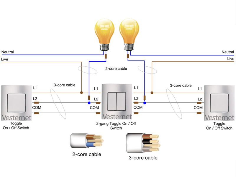 DX_4789] Wiring Diagram 2 Gang Light Download Diagram | Two Gang Switch Wiring Diagram |  | Basi Genion Rmine Bocep Mohammedshrine Librar Wiring 101