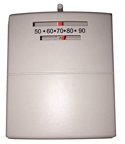 Superb Luxpro Psm30Sa 2 Wire Heat Only Mechanical Thermostat Amazon Com Wiring Cloud Biosomenaidewilluminateatxorg