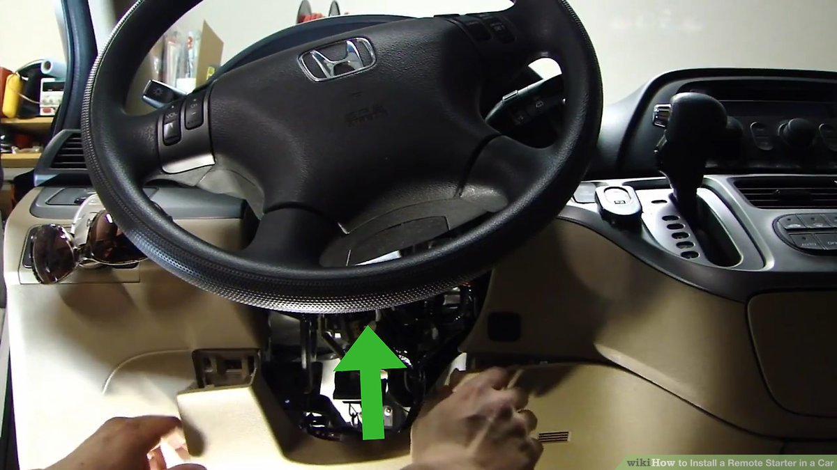 Pleasing How To Install A Remote Starter In A Car With Pictures Wikihow Wiring Cloud Filiciilluminateatxorg