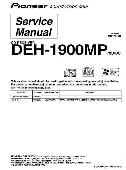 Remarkable Pioneer Deh P6800Mp Wiring Diagram Wiring Diagram For Pioneer Super Wiring Cloud Rdonaheevemohammedshrineorg