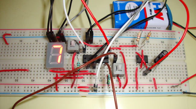 Marvelous Reaction Timer Game Circuit Diagram Using Ic 555 And Ic 4026 Wiring Cloud Rineaidewilluminateatxorg