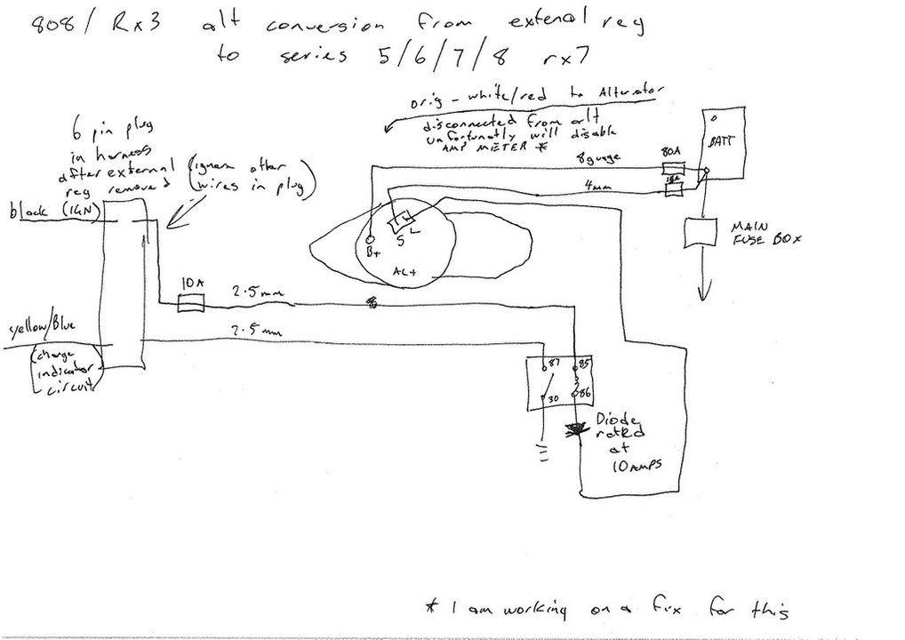 Oy 3133 Mazda 6 Alternator Wiring Diagram On Mazda Alternator Wiring Diagram Download Diagram