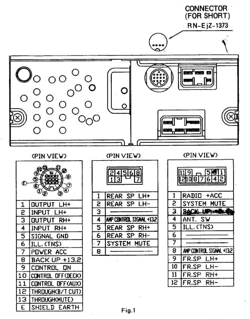 Radio Wiring Diagram For Corsa
