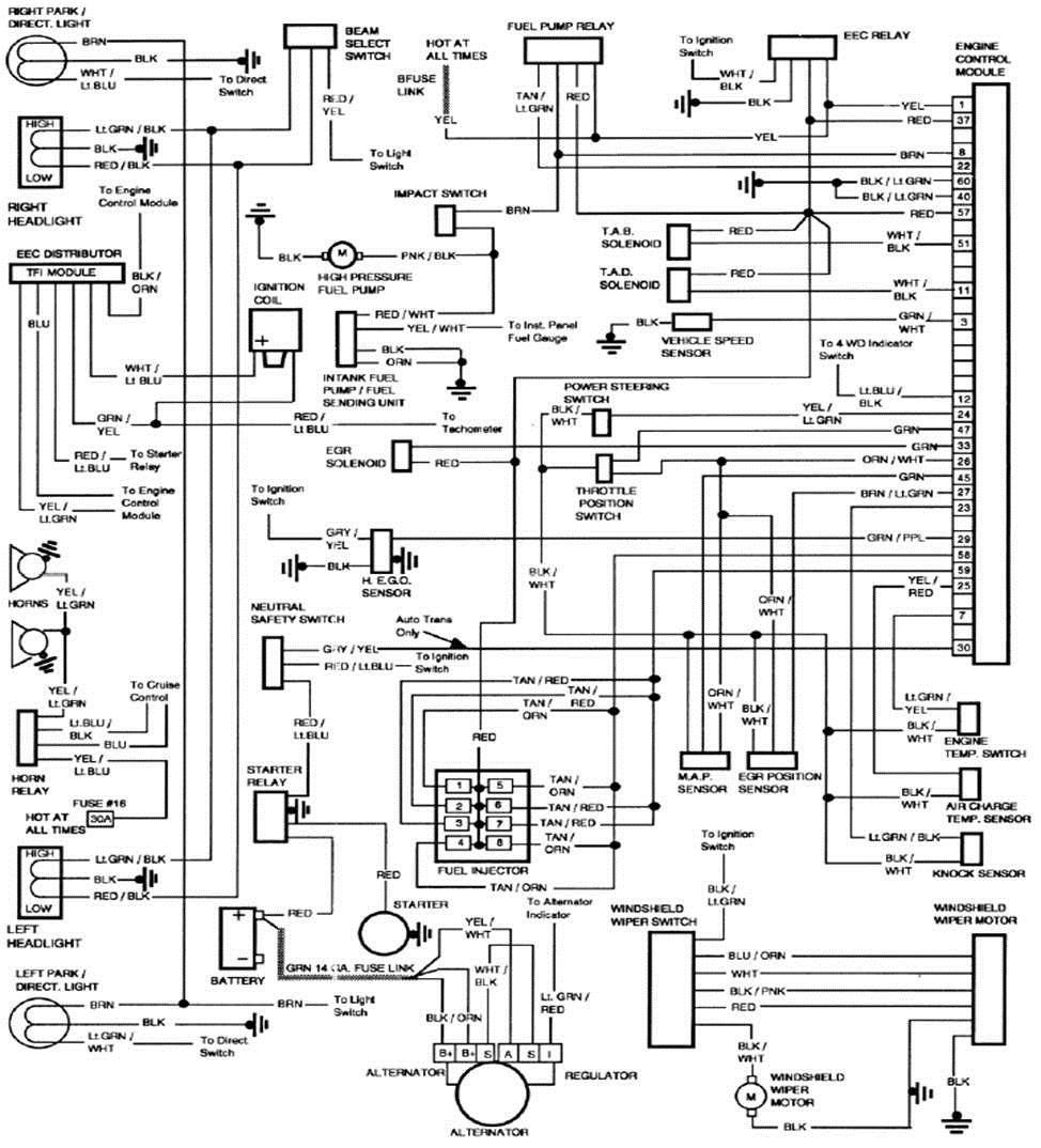 1986 ford f150 wiring diagram xy 8888  1986 ford f 150 ignition wiring diagram download diagram 1986 ford f150 wiring diagram 1986 ford f 150 ignition wiring diagram