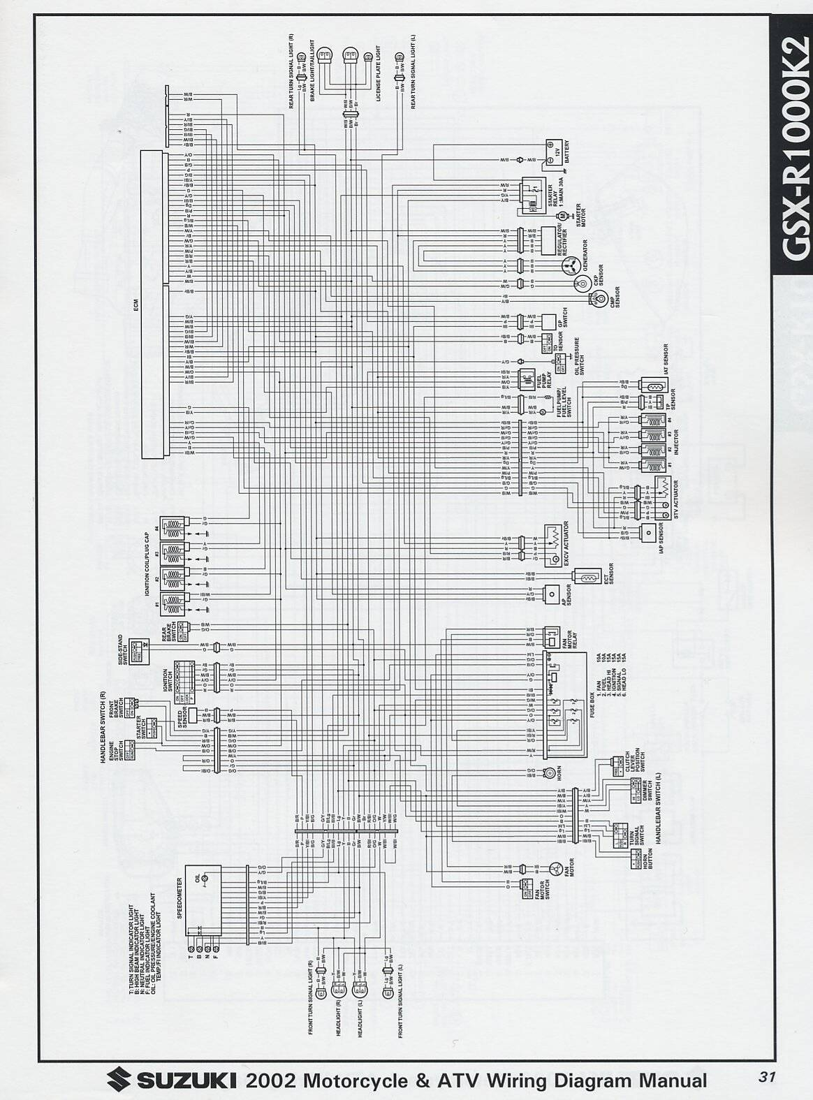 Led Devil Eye Headlight Gsxr Wiring Diagram  U2013 Database