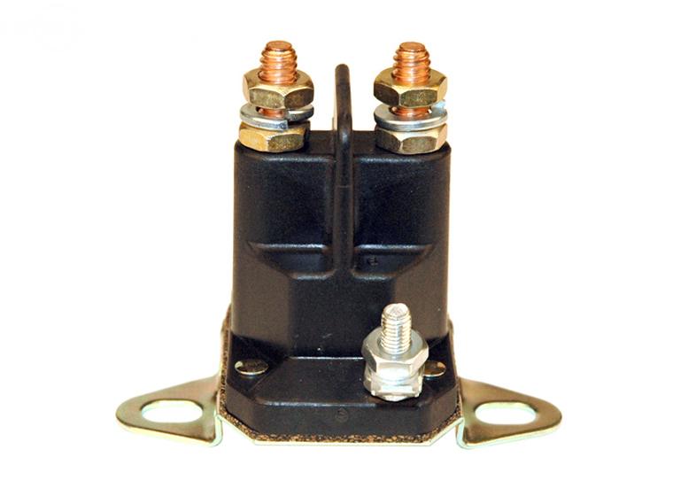 3 Pole Solenoid Wiring Diagram