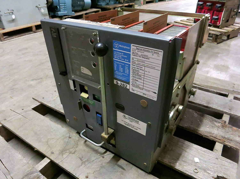Strange Westinghouse Ds 206 800A Mo Do Lig Air Circuit Breaker Amazon Com Wiring Cloud Histehirlexornumapkesianilluminateatxorg