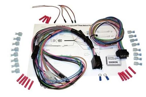 Pleasant 1967 1968 Autometer Dash Gauge Cluster Wiring Harness Kit Wiring Cloud Orsalboapumohammedshrineorg