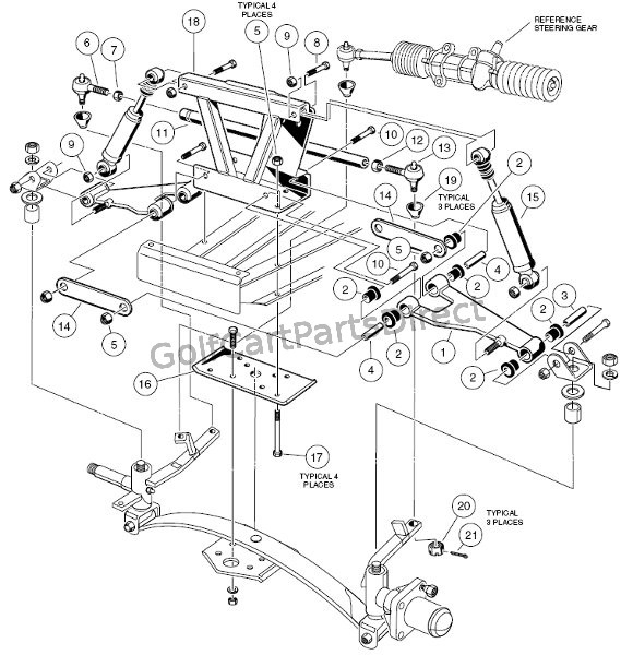Outstanding Wiring Diagram 1997 Club Car Ds With Auto Electrical Wiring Diagram Wiring Cloud Faunaidewilluminateatxorg